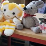 Mimi und Mäuschen - die Helfer in der Klasse 1b
